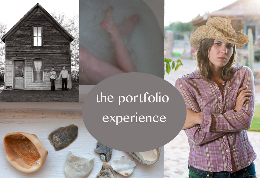 portfolio experience workshop new