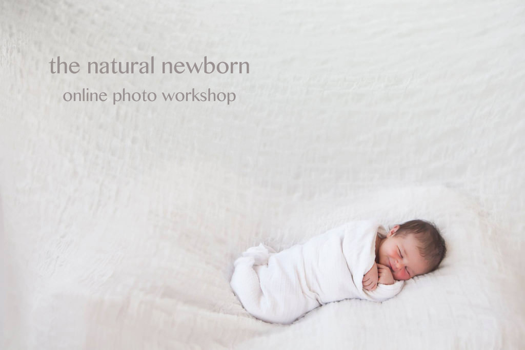 Natural Newborn Photography Workshop